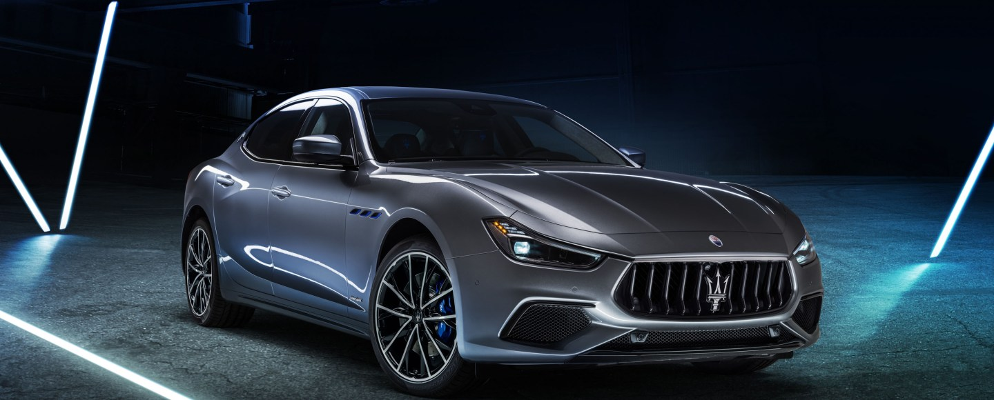2021 Maserati Ghibli Hybrid Is Italian Brand's First-Ever Hybrid