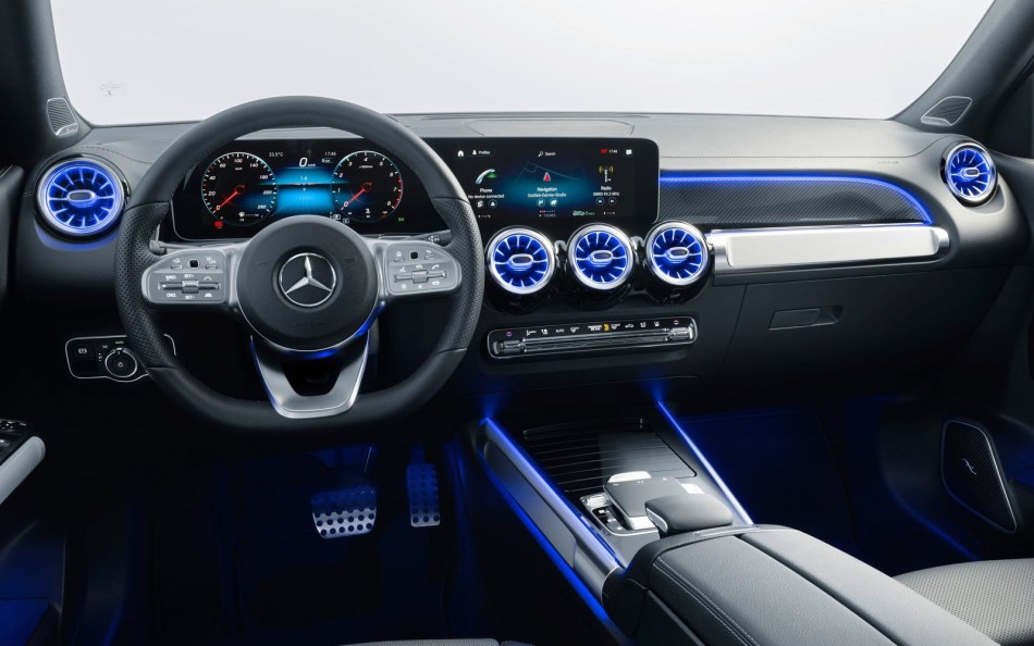 2021 Mercedes-Benz GLB Philippines Interior