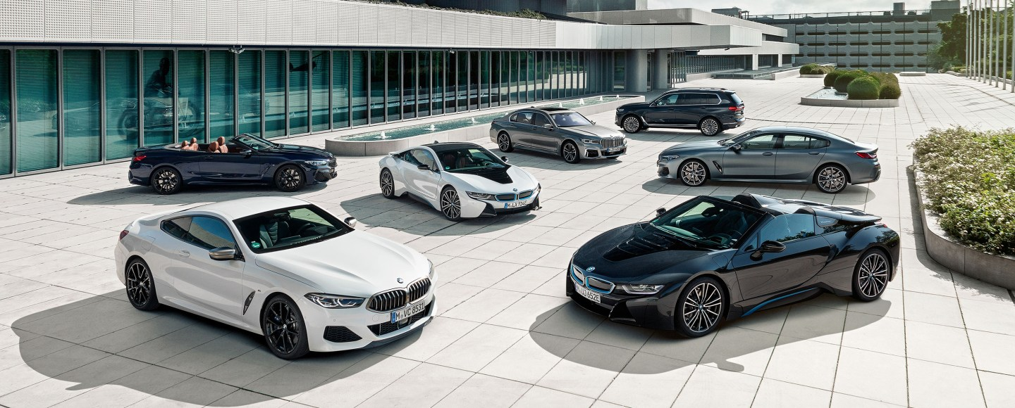 BMW Group Is Not Yet Giving Up On The Combustion Engine