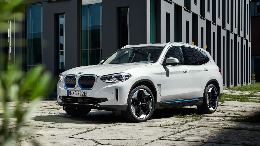 All-New BMW iX3 Electric SUV Has Sounds Produced By Hans Zimmer