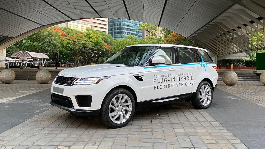 Land Rover PH Unveils Plug-In Hybrid Range Rover, Range Rover Sport