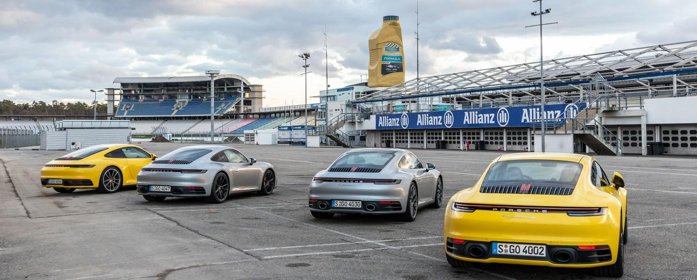 Porsche 911 Sales Up By 2% In First Half Of 2020 Despite COVID-19
