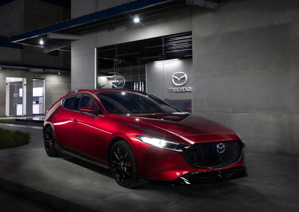 2020 Mazda 3 edition100 Exterior