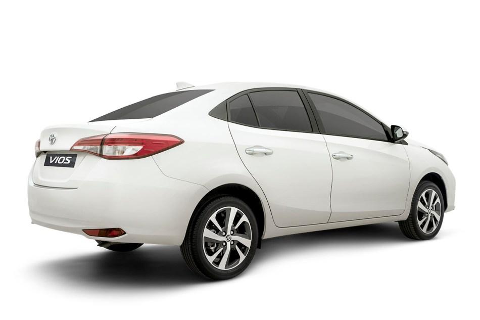 2021 Toyota Vios 1.5 G Exterior