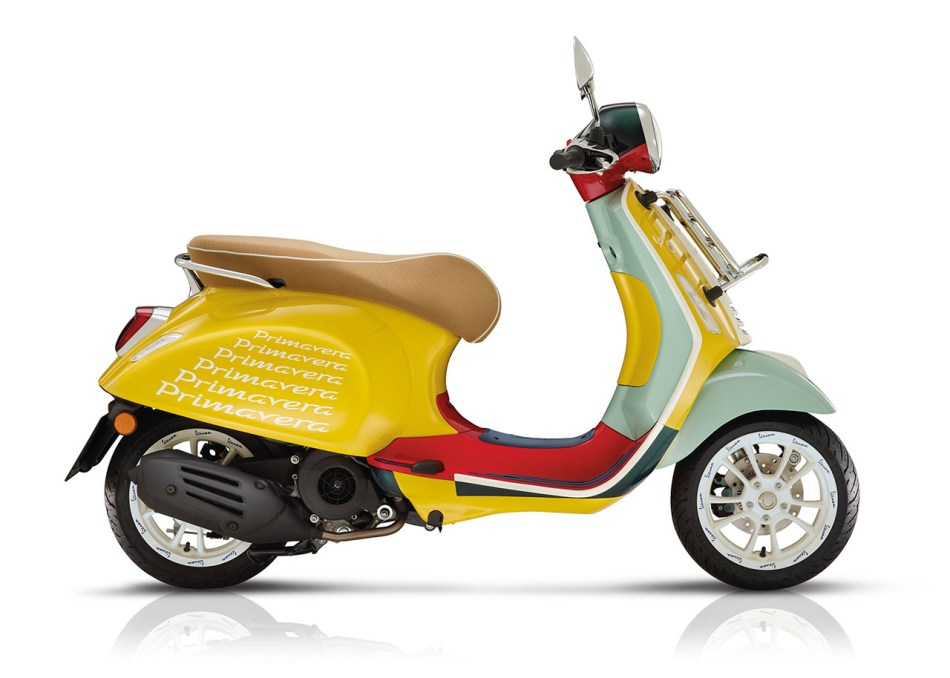 2020 Vespa Primavery Sean Wotherspoon Philippines