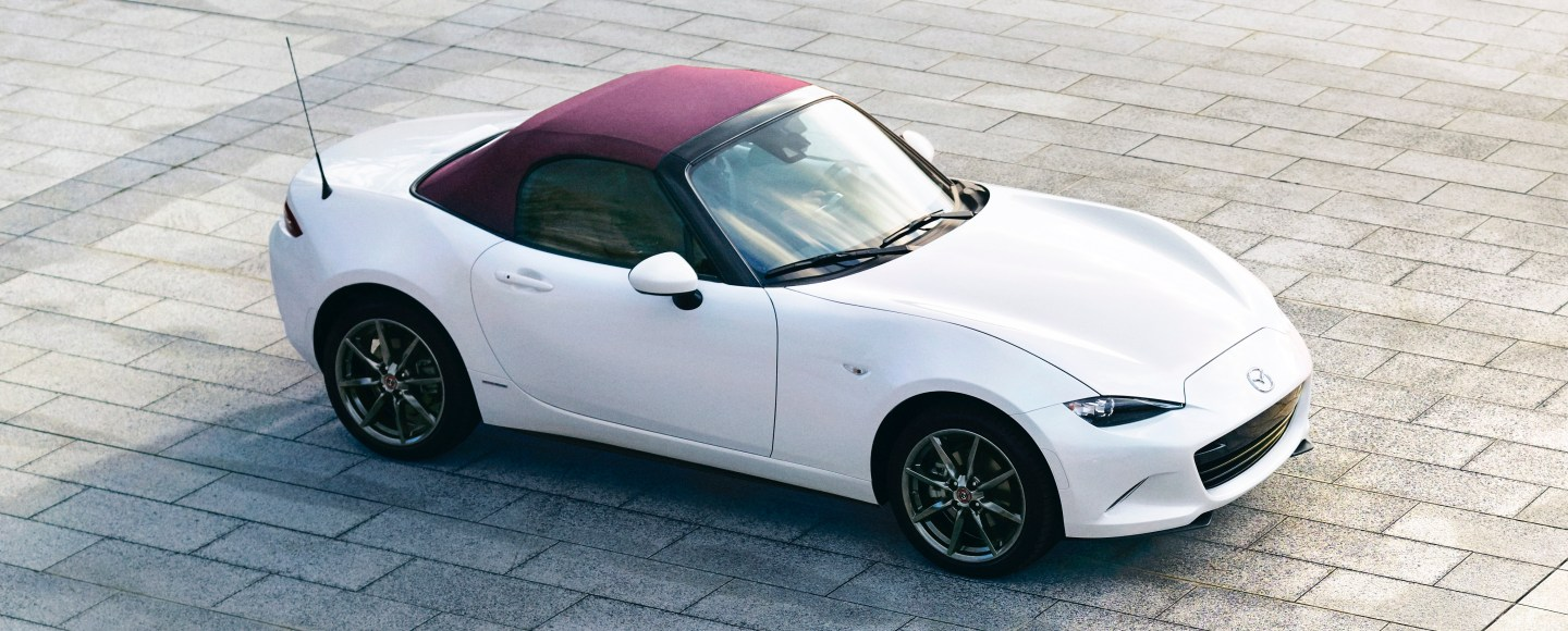 Is Mazda PH Bringing In The MX-5 100th Anniversary Edition?