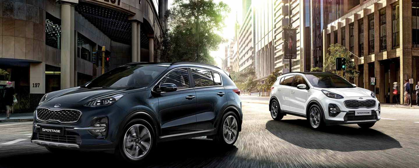 Get The Kia Sportage LX Diesel With A P300K Discount This August