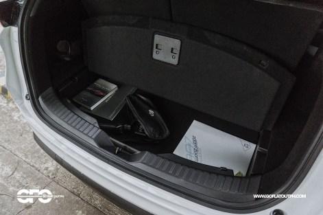2020 Mazda CX-8 Underfloor Storage