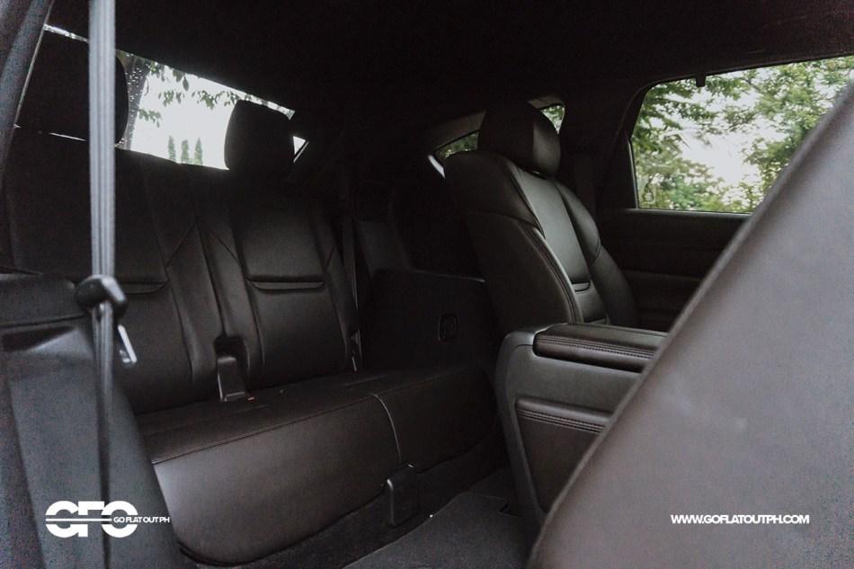 2020 Mazda CX-8 Third-Row Seats