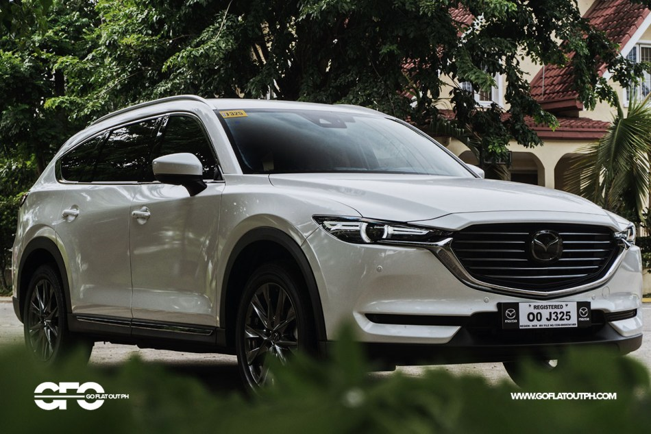 2020 Mazda CX-8 AWD Exclusive Exterior
