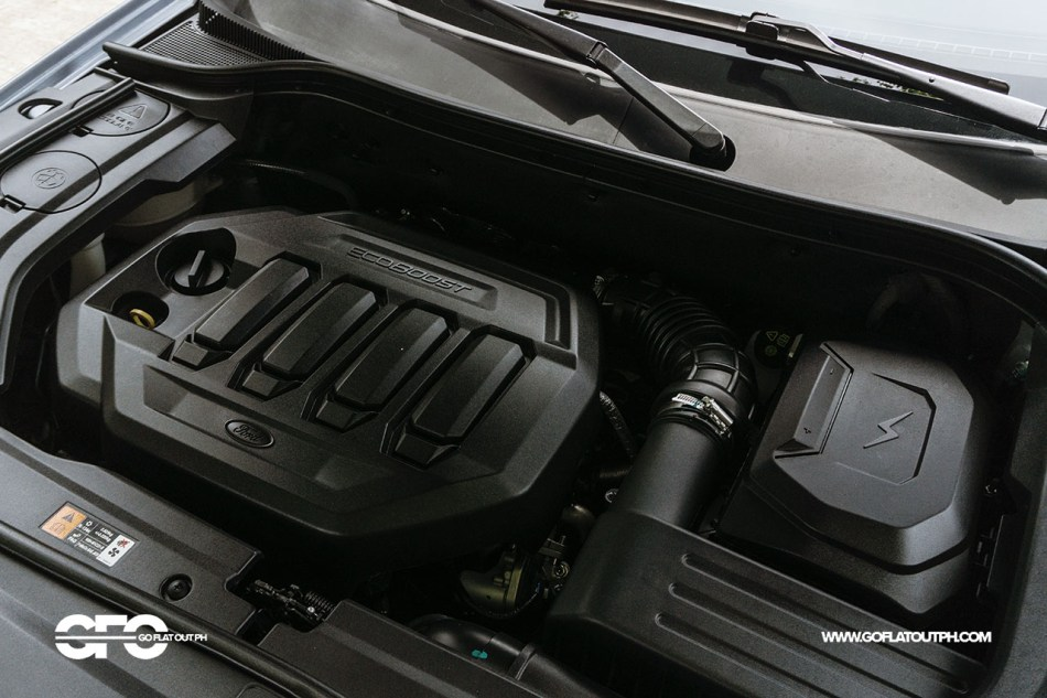 2021 Ford Territory EcoBoost Engine