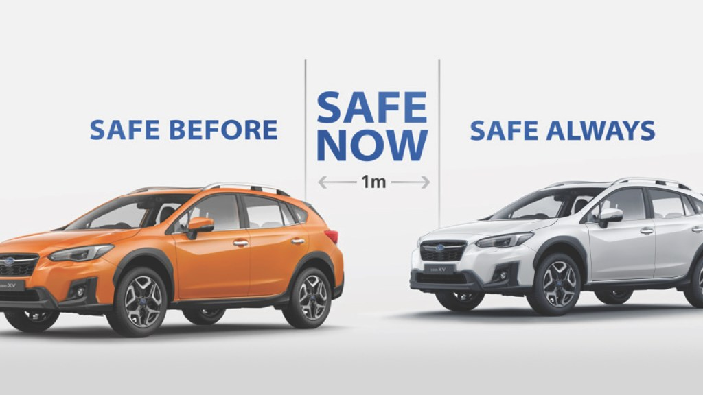 Get The Subaru XV With EyeSight For P200K Less This August