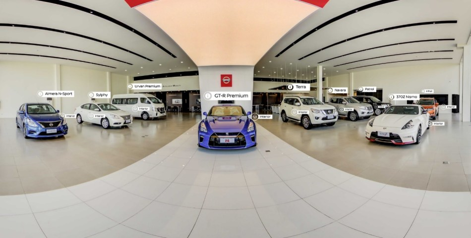 Nissan PH Is First In Asia To Launch Online Showroom