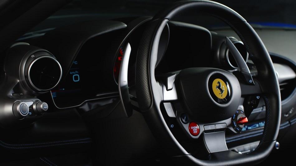 2021 Ferrari F8 Tributo Interior Philippines