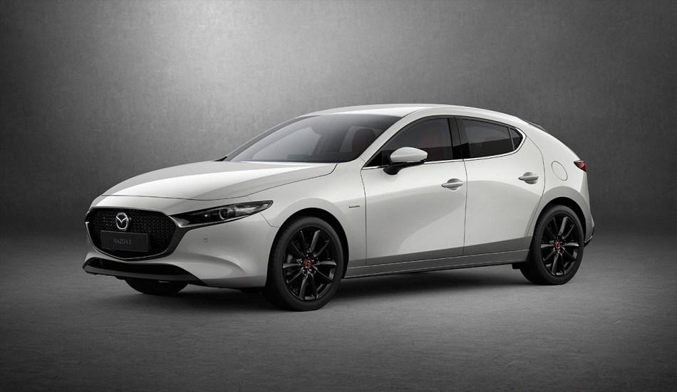 2021 Mazda 3 100th Anniversary Edition Philippines