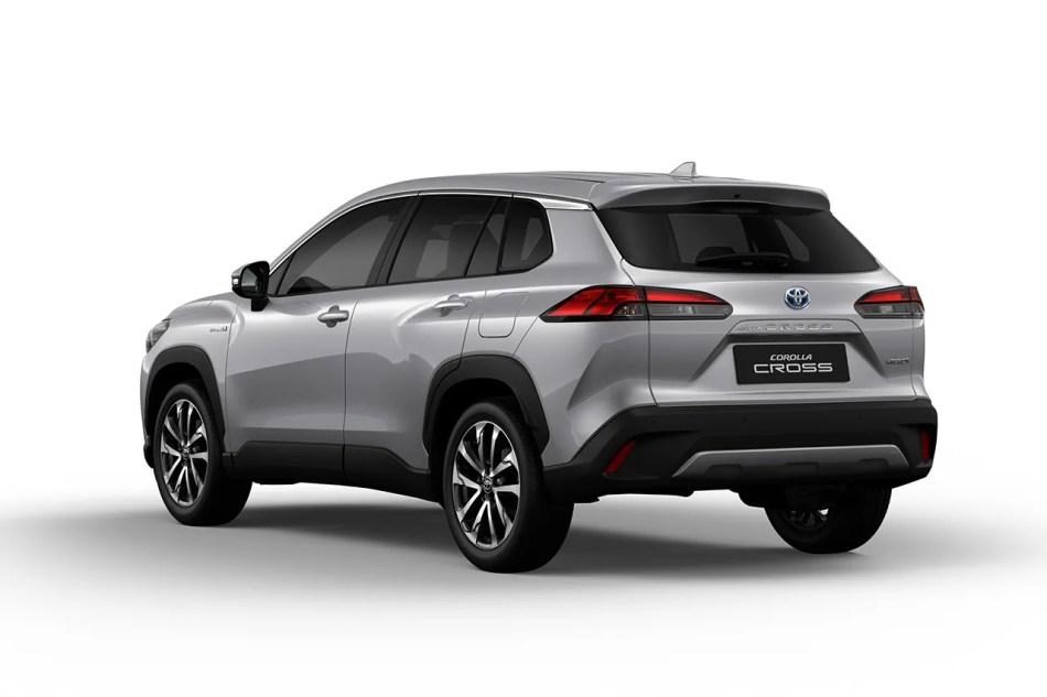 2021 Toyota Corolla Cross 1.8 V Hybrid Philippines