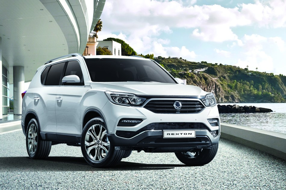 2020 SsangYong Rexton 4x4 Philippines