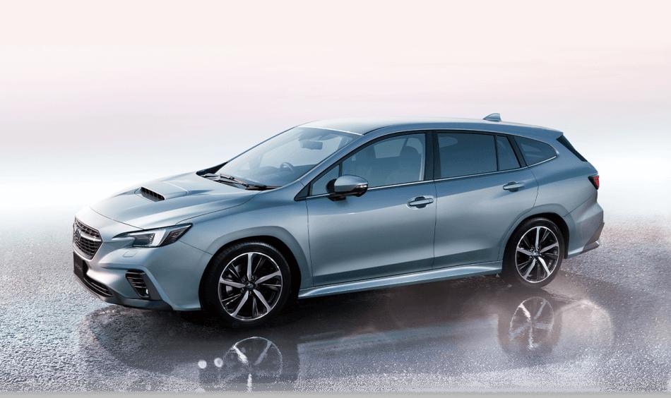 2021 Subaru Levorg Exterior