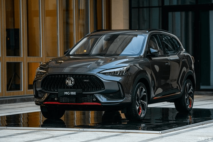 2021 MG Linghang Compact SUV Revealed Ahead Of Official Launch
