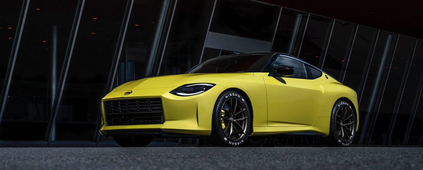The Nissan Z Proto Is A Pre-Production Version Of The Next Z Sports Car