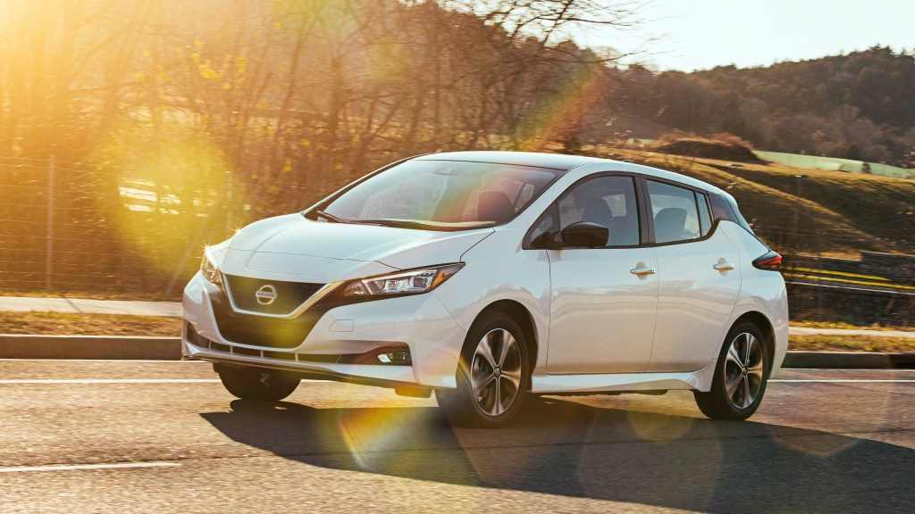 Nissan PH To Showcase Leaf EV At Electric Vehicle Summit