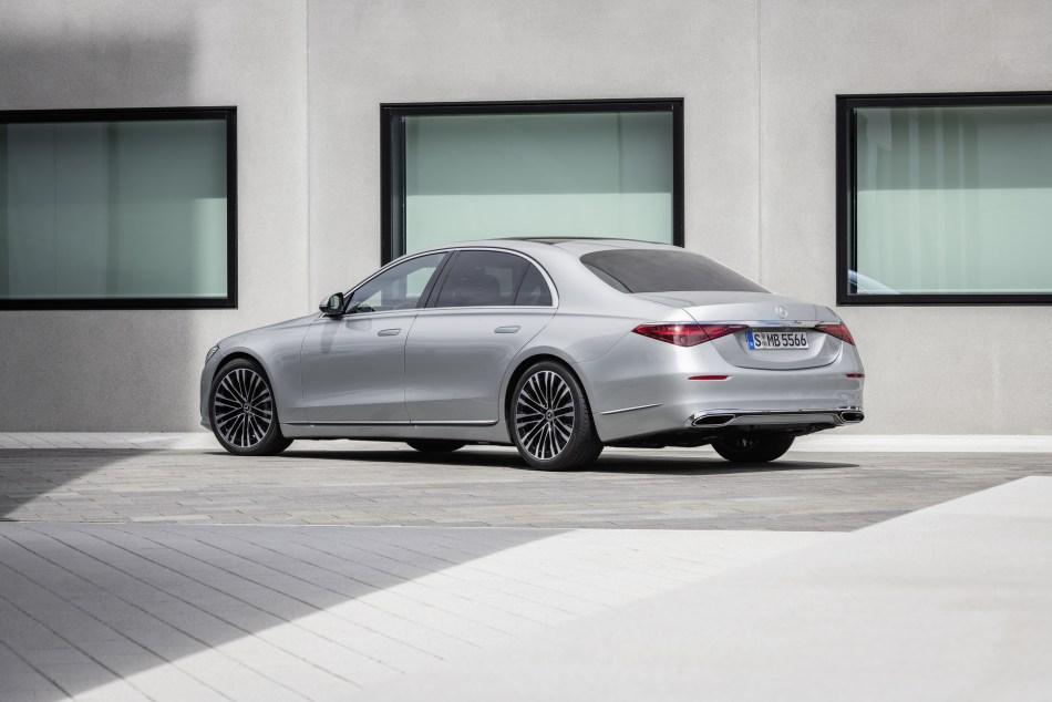 2021 Mercedes-Benz S-Class Exterior