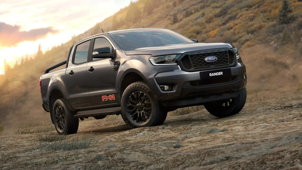 Ford PH Launches 2021 Ranger FX4 4x4 For P1.356M