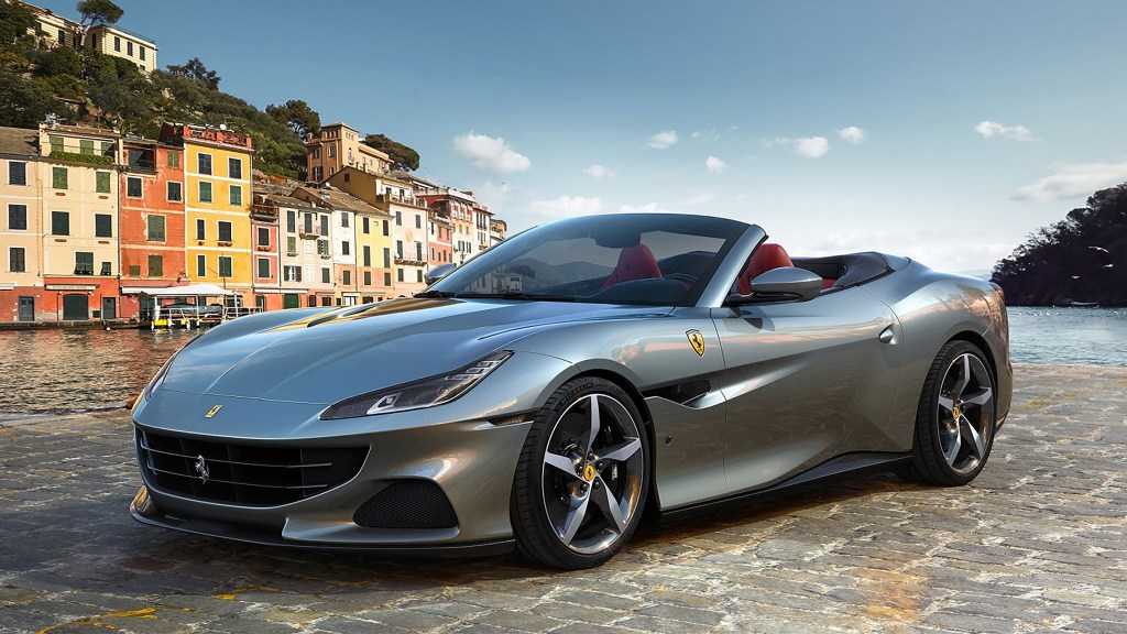 2021 Ferrari Portofino M Gets Styling Tweaks And Performance Upgrades