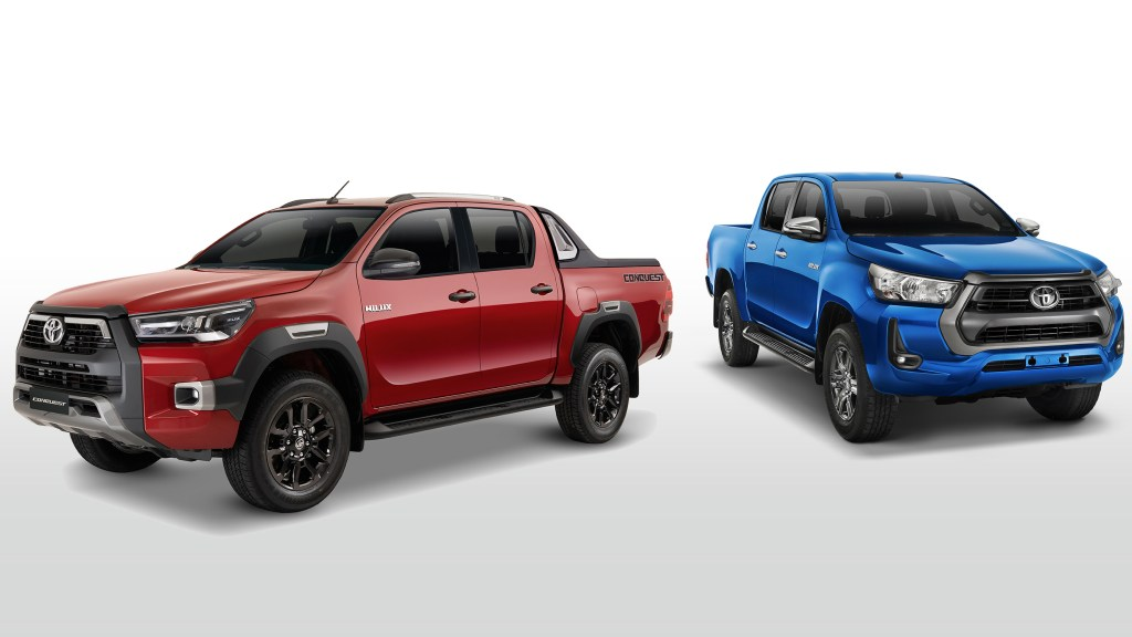2021 Toyota Hilux Now In PH, 2.8 Diesel Now Produces 201 HP
