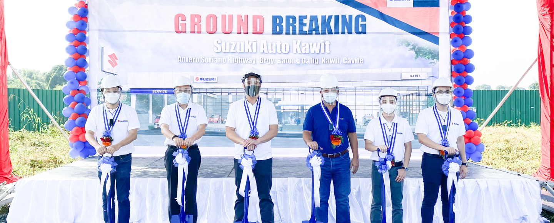 Suzuki Auto Kawit Set To Open In The First Half Of 2021