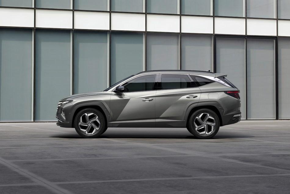 2021 Hyundai Tucson Long Wheelbase
