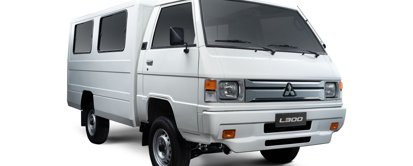 L300 Helped Mitsubishi PH Maintain 2nd Spot In Auto Sales