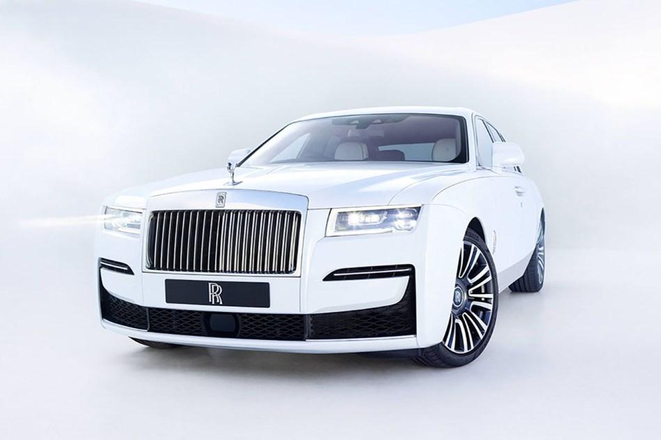 2021 Rolls-Royce Ghost Exterior