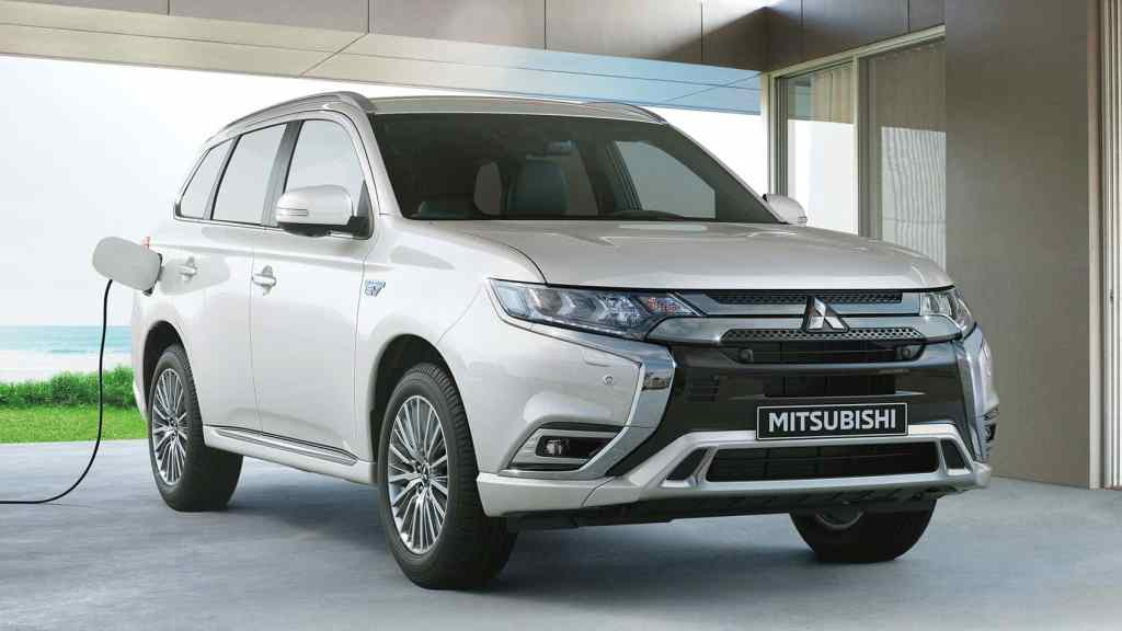 2021 Mitsubishi Outlander PHEV Now On Sale In PH For P2.998M
