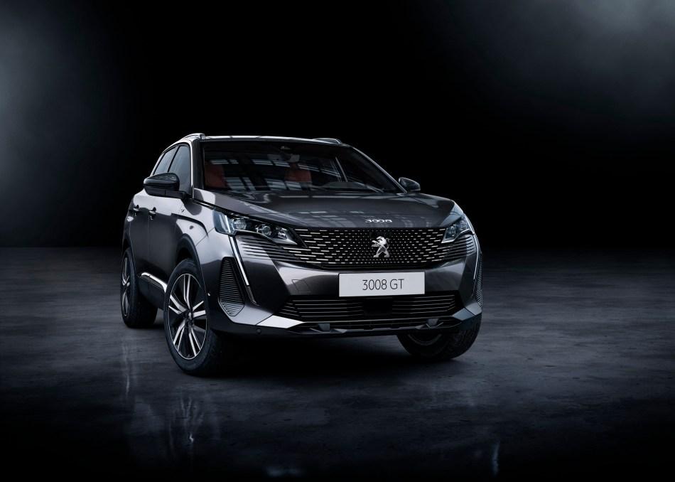 2021 Peugeot 3008 Exterior