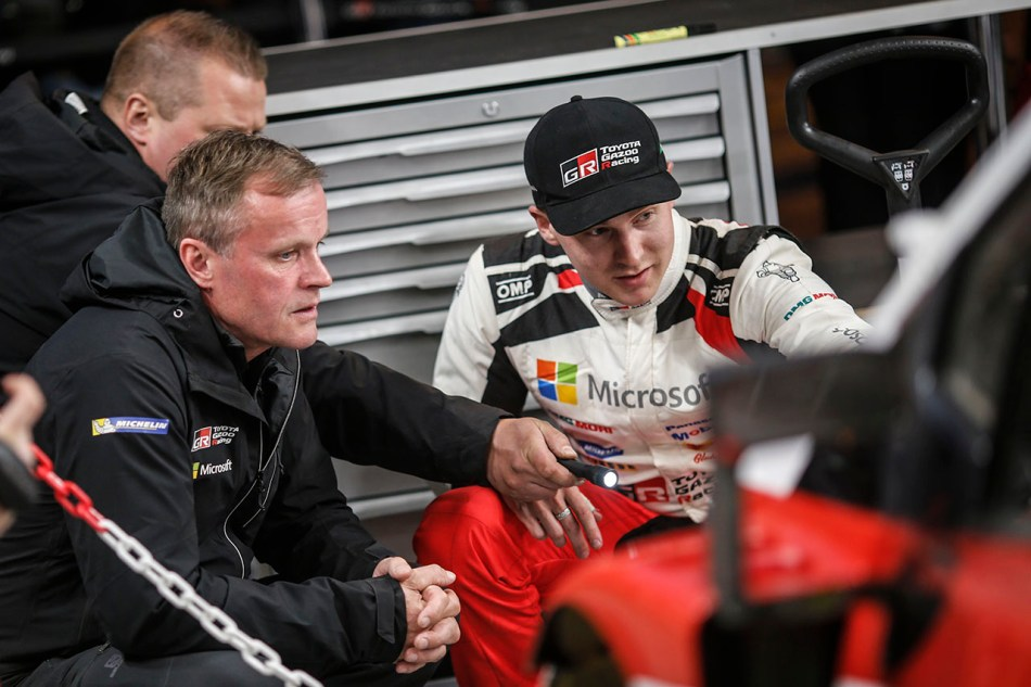 Tommi Mäkinen Will Help Toyota Gazoo Racing Develop Its Performance Cars