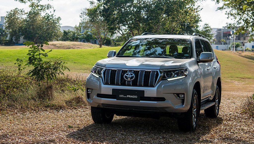 2021 Toyota Land Cruiser Prado Arrives In PH With Upgraded 201 HP Diesel Engine