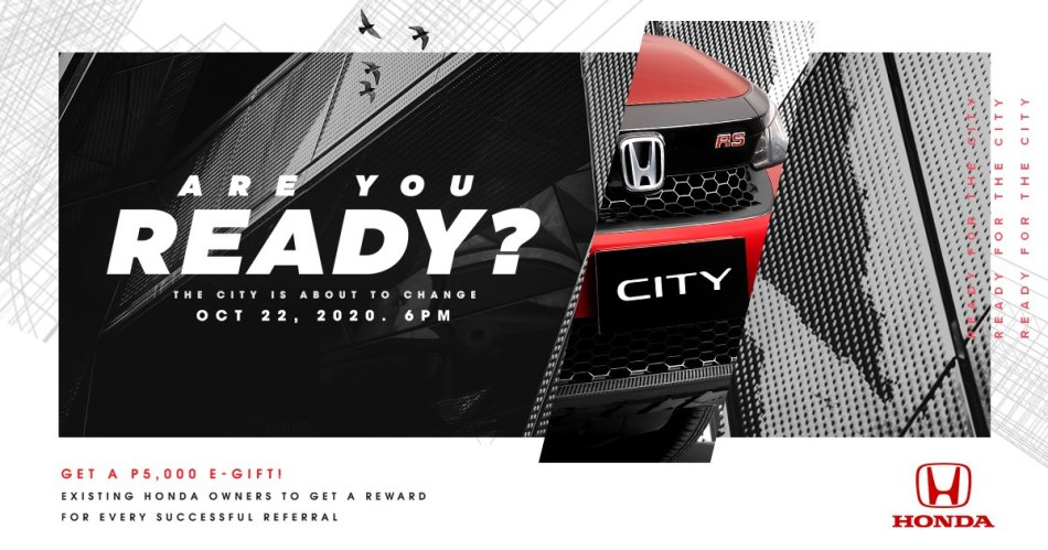 2021 Honda City Philippines Launch