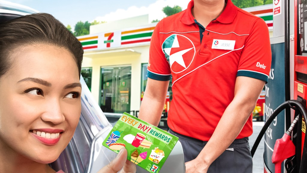 Gas Up At Caltex, Earn Free Rewards At 7-Eleven