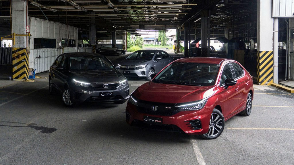 All-New 2021 Honda City Now On Sale In PH From P838K