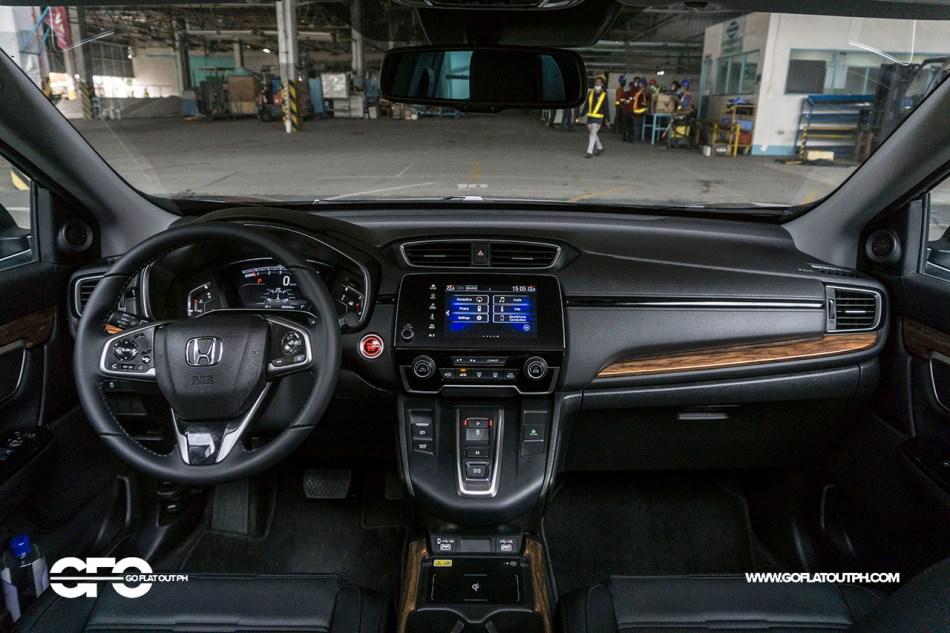 2021 Honda CR-V 1.6 SX i-DTEC AWD Philippines Interior