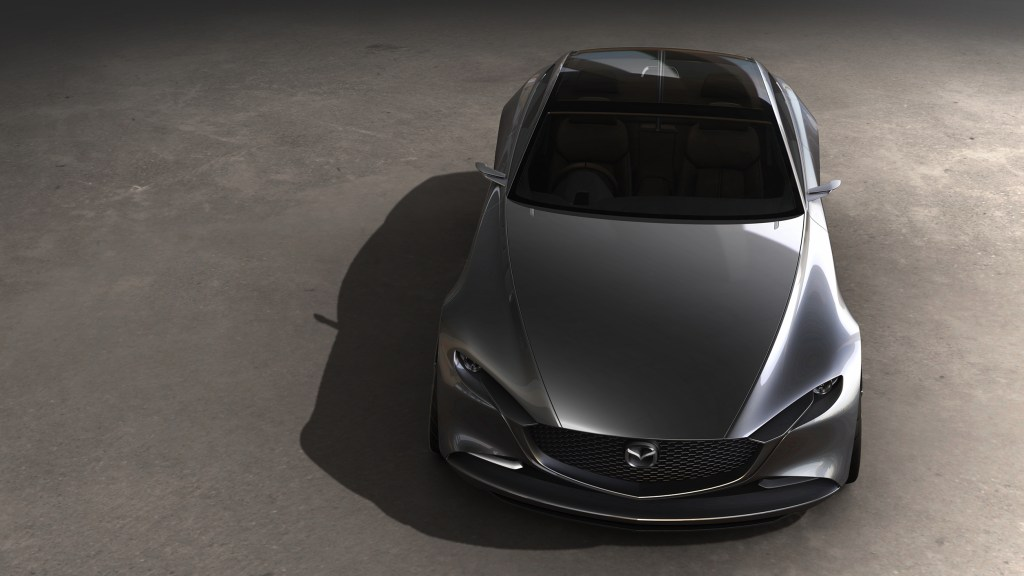 Mazda Previews Upcoming Inline-6 Engine, To Be Used In A RWD Platform