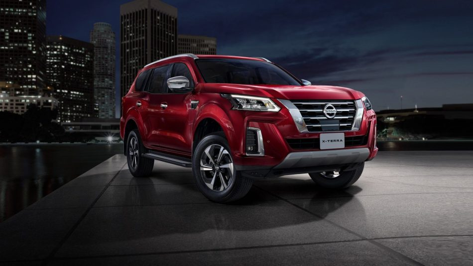 Facelifted 2021 Nissan Terra Debuts With Significant Design Changes