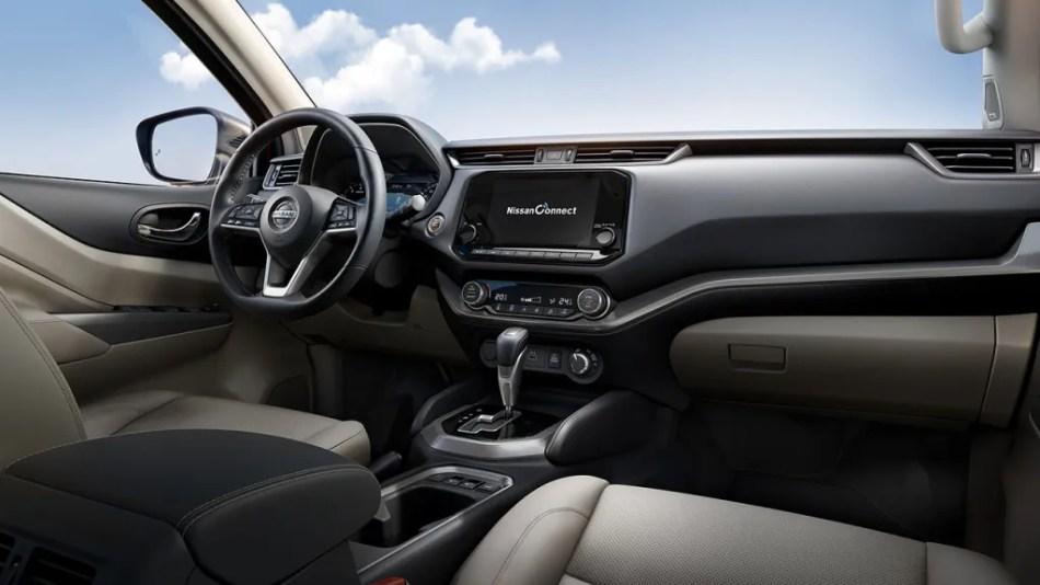 2021 Nissan Terra Interior