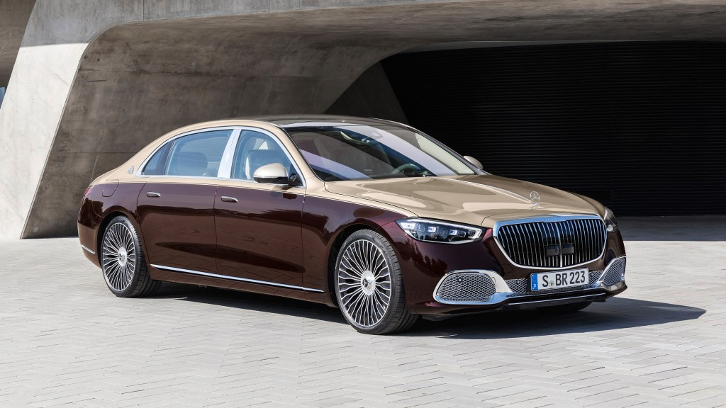 2021 Mercedes-Maybach S-Class Is All About Luxury And Nothing Else