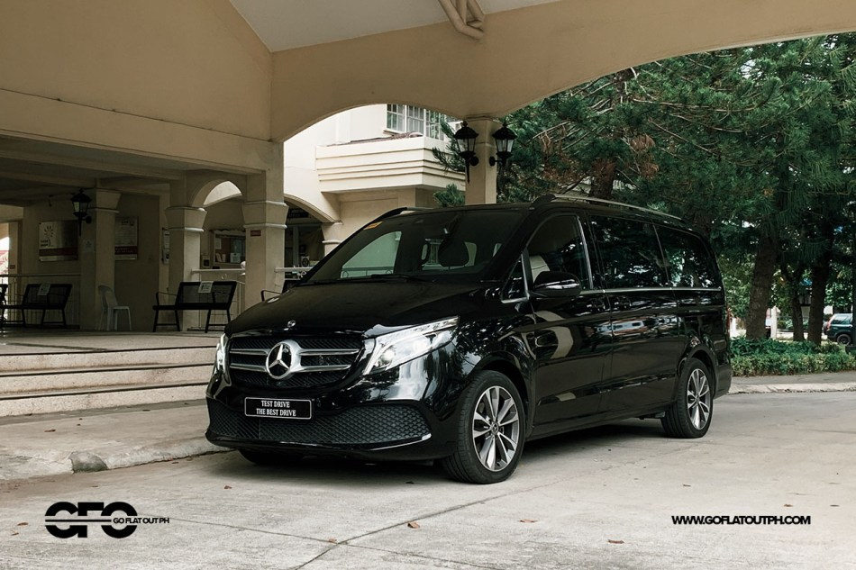 2021 Mercedes-Benz V 220d Avantgarde Long Exterior