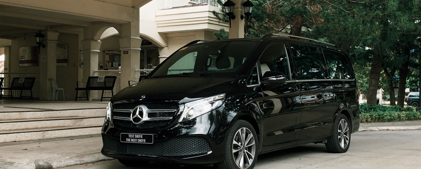 The Mercedes-Benz V-Class Is Perfect For Both Work And Leisure