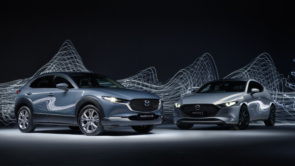 Mazda's Sayonara 2020 promo