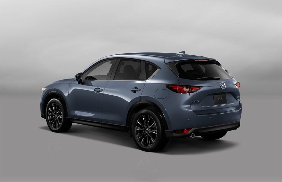 2021 Mazda CX-5 Black Tone Edition