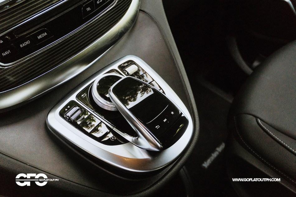 2020 Mercedes-Benz V 220d Avantgarde Long Audio 20